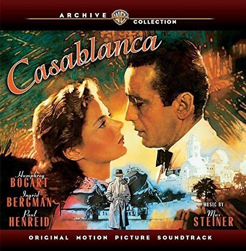 Casablanca Classic Film Score And Song On Its 75th Anniversary