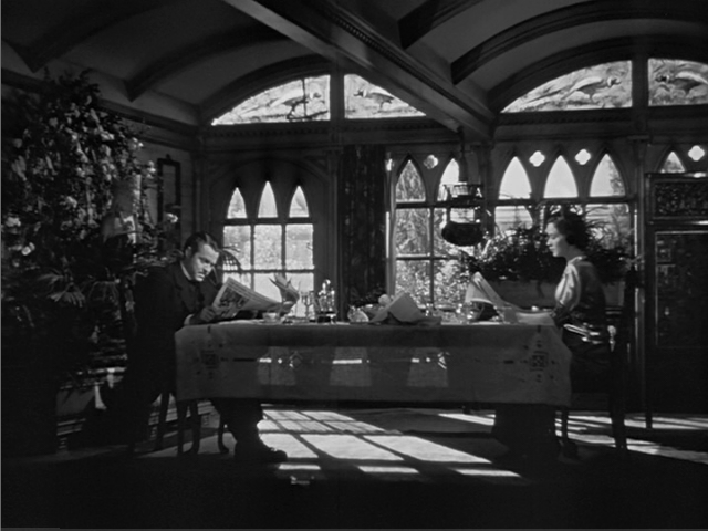 citizen kane breakfast montage essay Bernard herrmann's score to citizen kane is an amazing tour-de  kane and his first wife over a montage of breakfast  montage, kane acquires the.