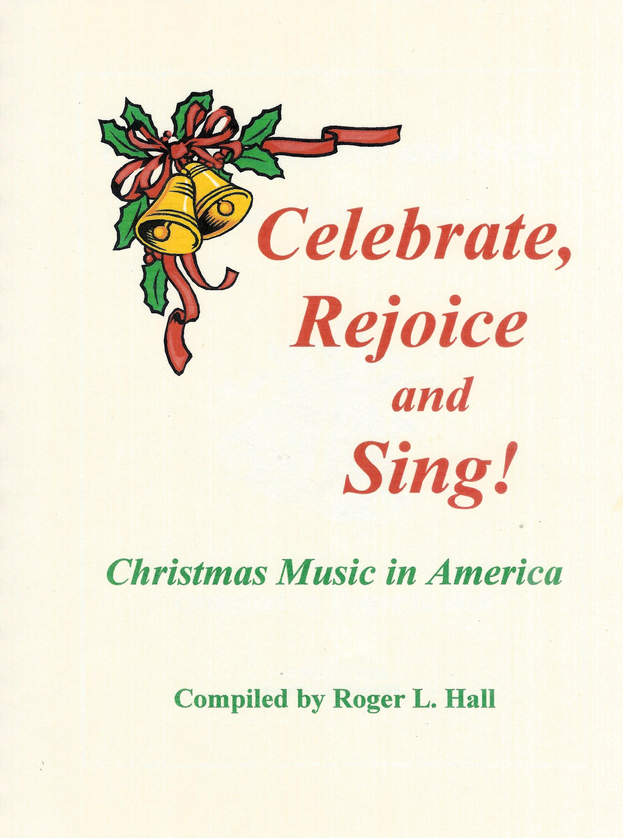 Red, White and Blue: Three Christmas Song Hits