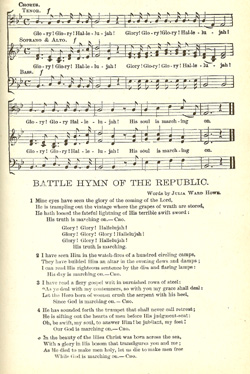 Battle Hymn of the Republic - Origins of a Civil War song
