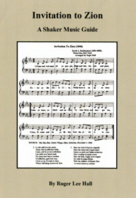 Invitation to zion a shaker music guide invitation to zion a shaker music guide by roger lee hall ptm 1056 stopboris Choice Image