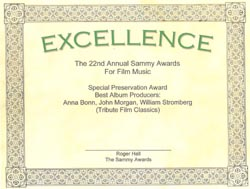 see why the sammy awards